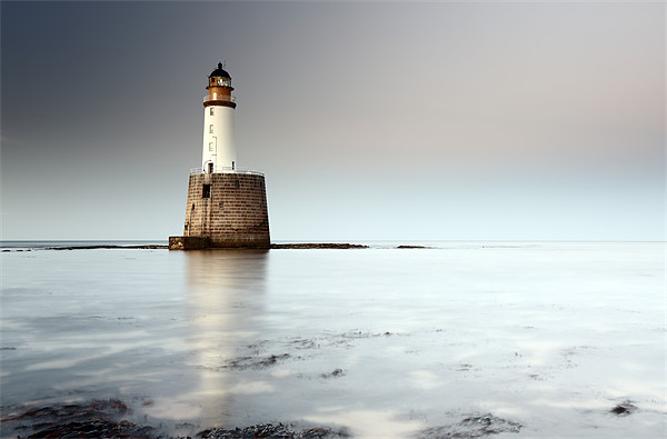 Rattray Head Lighthouse Canvas Print by Scottish Landscape and Wildlife Canvas Print