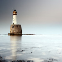 Buy canvas prints of Rattray Head Lighthouse by Scottish Landscape and Wildlife Canvas Print