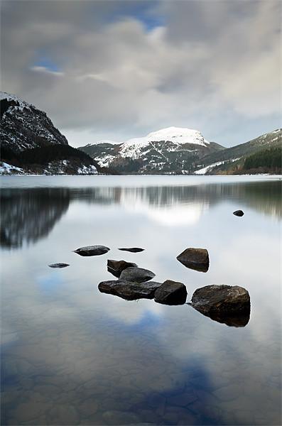 Loch Lubnaig Canvas Print by Scottish Landscape and Wildlife Canvas Print
