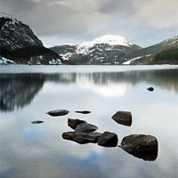 Buy canvas prints of Loch Lubnaig by Scottish Landscape and Wildlife Canvas Print