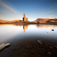 Buy canvas prints of Ardvreck Castle by Scottish Landscape and Wildlife Canvas Print