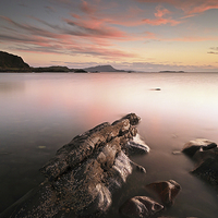 Buy canvas prints of Seil Isalnd Sunset by Scottish Landscape and Wildlife Canvas Print