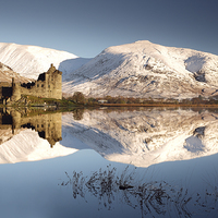 Buy canvas prints of Loch Awe by Scottish Landscape and Wildlife Canvas Print