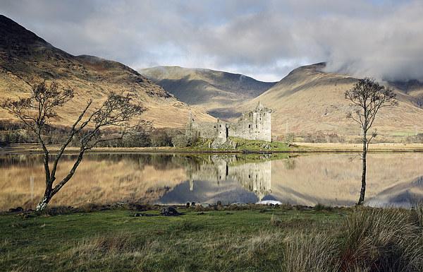 Kilchurn Castle Canvas Print by Scottish Landscape and Wildlife Canvas Print