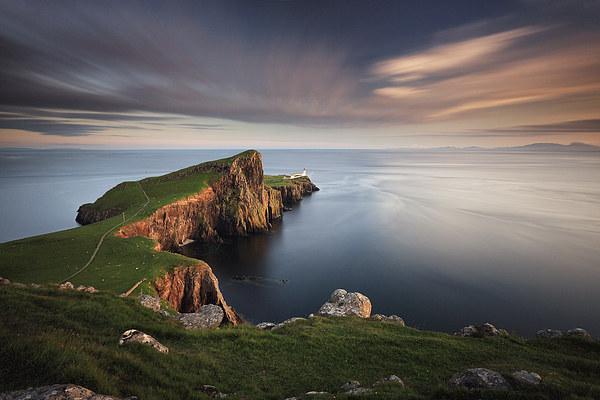 Neist Point Canvas Print by Scottish Landscape and Wildlife Canvas Print