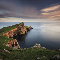 Buy canvas prints of Neist Point by Scottish Landscape and Wildlife Canvas Print