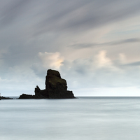Buy canvas prints of Talisker bay by Scottish Landscape and Wildlife Canvas Print