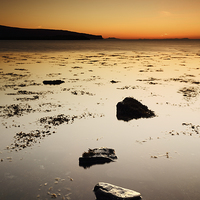 Buy canvas prints of  Coral Beach by Scottish Landscape and Wildlife Canvas Print