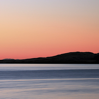 Buy canvas prints of Staffin Island Sunset by Scottish Landscape and Wildlife Canvas Print