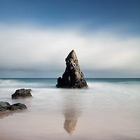 Buy canvas prints of Sango Beach by Grant Glendinning