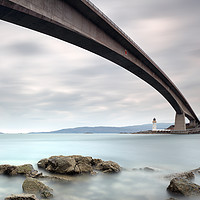 Buy canvas prints of Road Bridge Rocks by Grant Glendinning