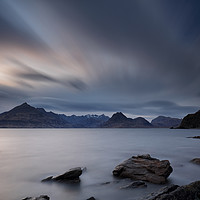 Buy canvas prints of Elgol Isle of Skye by Grant Glendinning