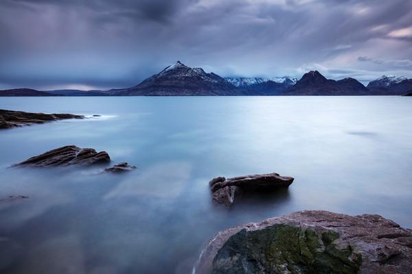 Skye Seascape Canvas Print by Grant Glendinning