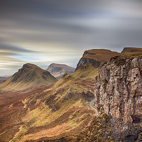 Buy canvas prints of Quiraing - Isle of Skye by Grant Glendinning