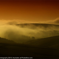 Buy canvas prints of Derbyshire Peak District by Daves Photography
