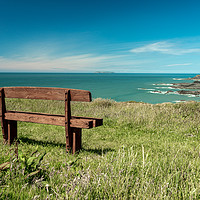 Buy canvas prints of Hartland Quay views by Images of Devon