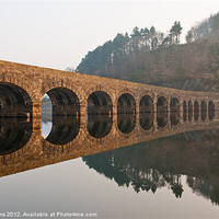 Buy canvas prints of Carreg Ddu arches. by Ian Collins