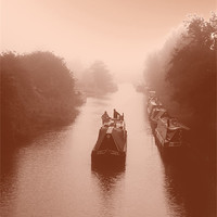 Buy canvas prints of Out of the mist by Canvas prints by Jacovos Jacovou (Travelling Journ