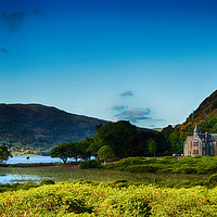 Buy canvas prints of Down by the loch            by Angela Wallace