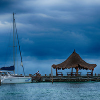 Buy canvas prints of Sail away       by Angela Wallace
