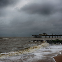 Buy canvas prints of Southwold Pier              by Angela Wallace