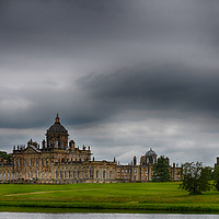 Buy canvas prints of Castle Howard by Angela Wallace