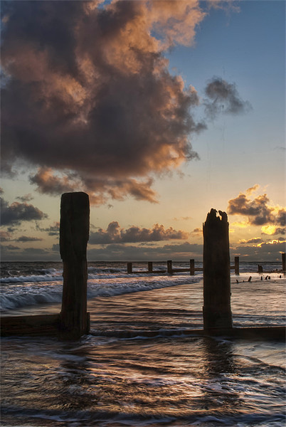 Crow Point Framed Print by Dave Wilkinson  North Devon Photography