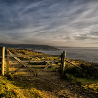 Buy canvas prints of Croyde Bay by Dave Wilkinson  North Devon Photography