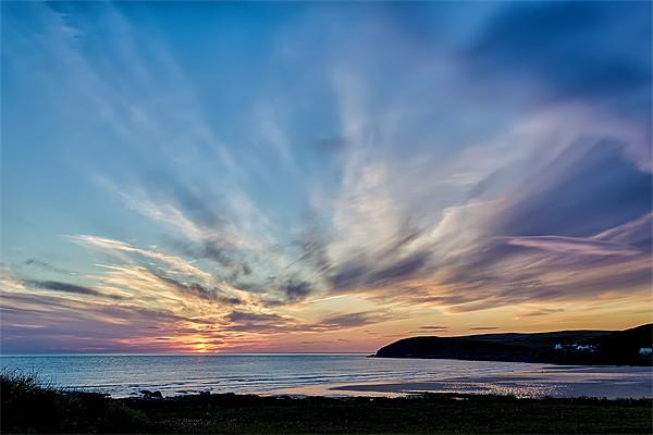 Croyde Bay Canvas Print by Dave Wilkinson  North Devon Photography