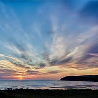 Buy canvas prints of Croyde Bay by Dave Wilkinson  North Devon Photography