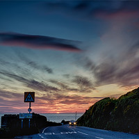 Buy canvas prints of Surfer Highway by Dave Wilkinson  North Devon Photography