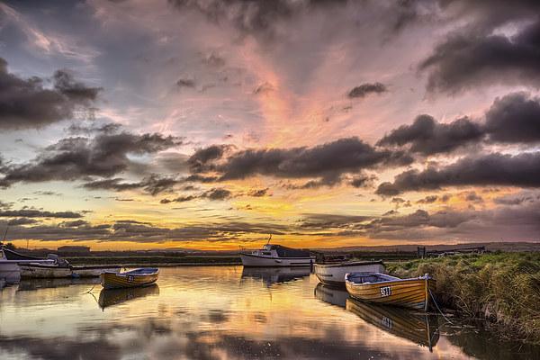 Velator North Devon Canvas Print by Dave Wilkinson  North Devon Photography