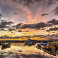 Buy canvas prints of Velator North Devon by Dave Wilkinson  North Devon Photography
