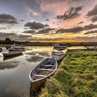 Buy canvas prints of Velator Quay North Devon by Dave Wilkinson  North Devon Photography