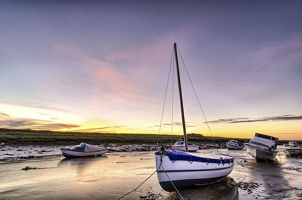 Velator sunrise, North Devon Framed Mounted Print by Dave Wilkinson  North Devon Photography