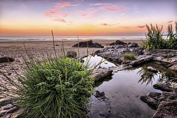 After the storms Canvas print by Dave Wilkinson  North Devon Photography