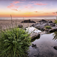 Buy canvas prints of After the storms by Dave Wilkinson  North Devon Photography