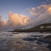 Buy canvas prints of  Croyde Bay  by Dave Wilkinson North Devon Ph
