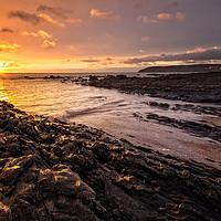 Buy canvas prints of Croyde Bay, North Devon. by Dave Wilkinson North Devon Ph