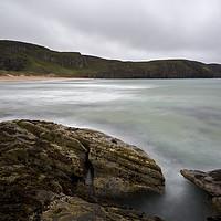 Buy canvas prints of Sandwood Bay by Derek Beattie