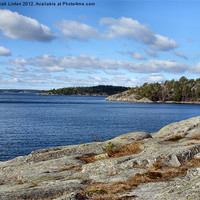 Buy canvas prints of Ingarö Island 3 in colour by Sarah Linton