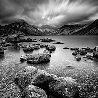Buy canvas prints of Wastwater by John Farnan