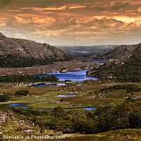 Buy canvas prints of Ladies' View, Lakes of Killarney by Jane McIlroy