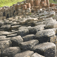Buy canvas prints of Giants Causeway by Jane McIlroy
