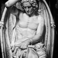Buy canvas prints of fallen angel by Jo Beerens