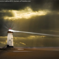 Buy canvas prints of Talacre glory days by meirion matthias