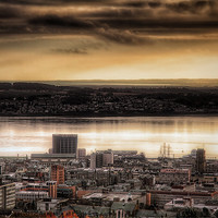 Buy canvas prints of City of Dundee by Fiona Messenger