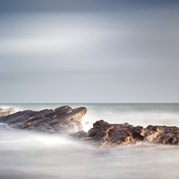 Buy canvas prints of Peverill Point, Swanage by Chris Frost