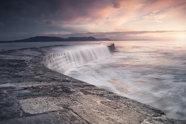 The Cobb Canvas print by Chris Frost