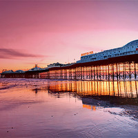 Buy canvas prints of Brighton Pier by Phil Clements